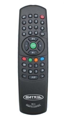 Пульт для телевизора Витязь