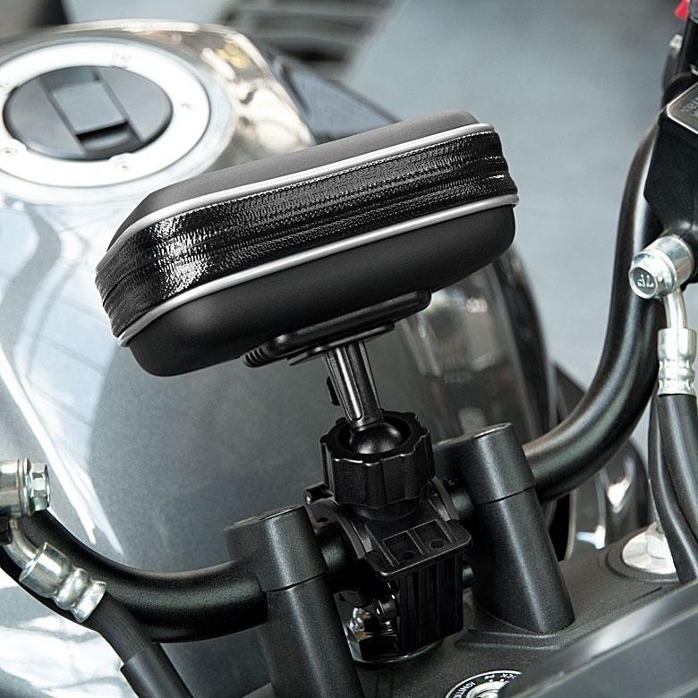 Крепление для телефона на мотоцикл своими руками